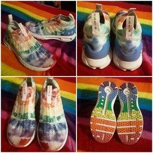 Under Armour Mens Size 7 Multicolor Exercise Shoes